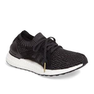 Adidas Ultraboost X Black Gray Running Shoes